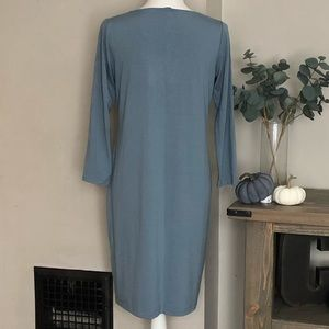 Eileen Fisher Dresses - Eileen Fisher knit sheath dress